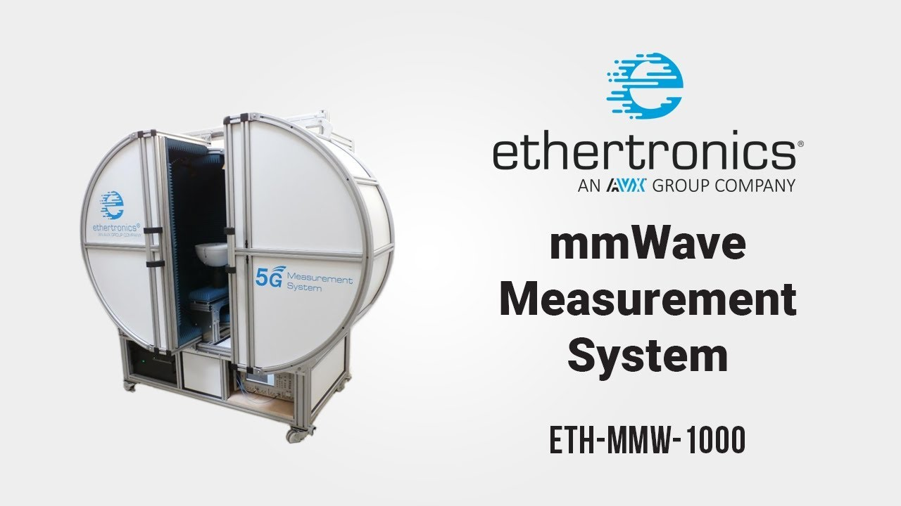 mmWave Measurement System (5G) | AVX