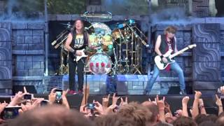 Iron Maiden - If Eternity Should Fail Live @ Download Paris 10.6.2016
