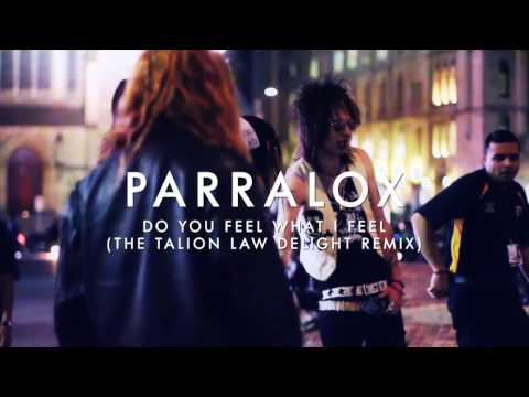 Parralox  - Do You Feel What I Feel (The Talion Law Delight Mix)
