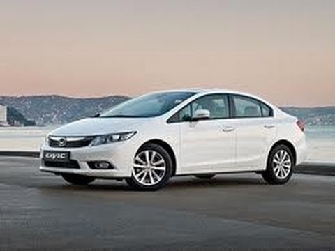 honda civic 4d 9 отзывы
