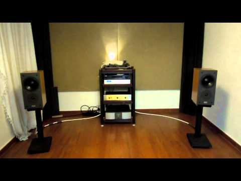 Mark Levinson Nº431 - Sonic Frontiers SFL1 -Dynaudio C3 - A.A Rossini
