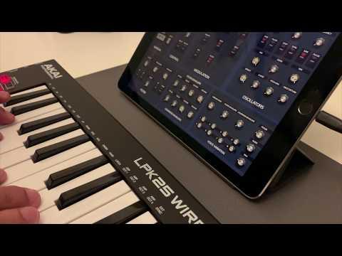 Celebrate Prince's birthday with OB-Xd, an Oberheim-style synth for iPad | MusicRadar