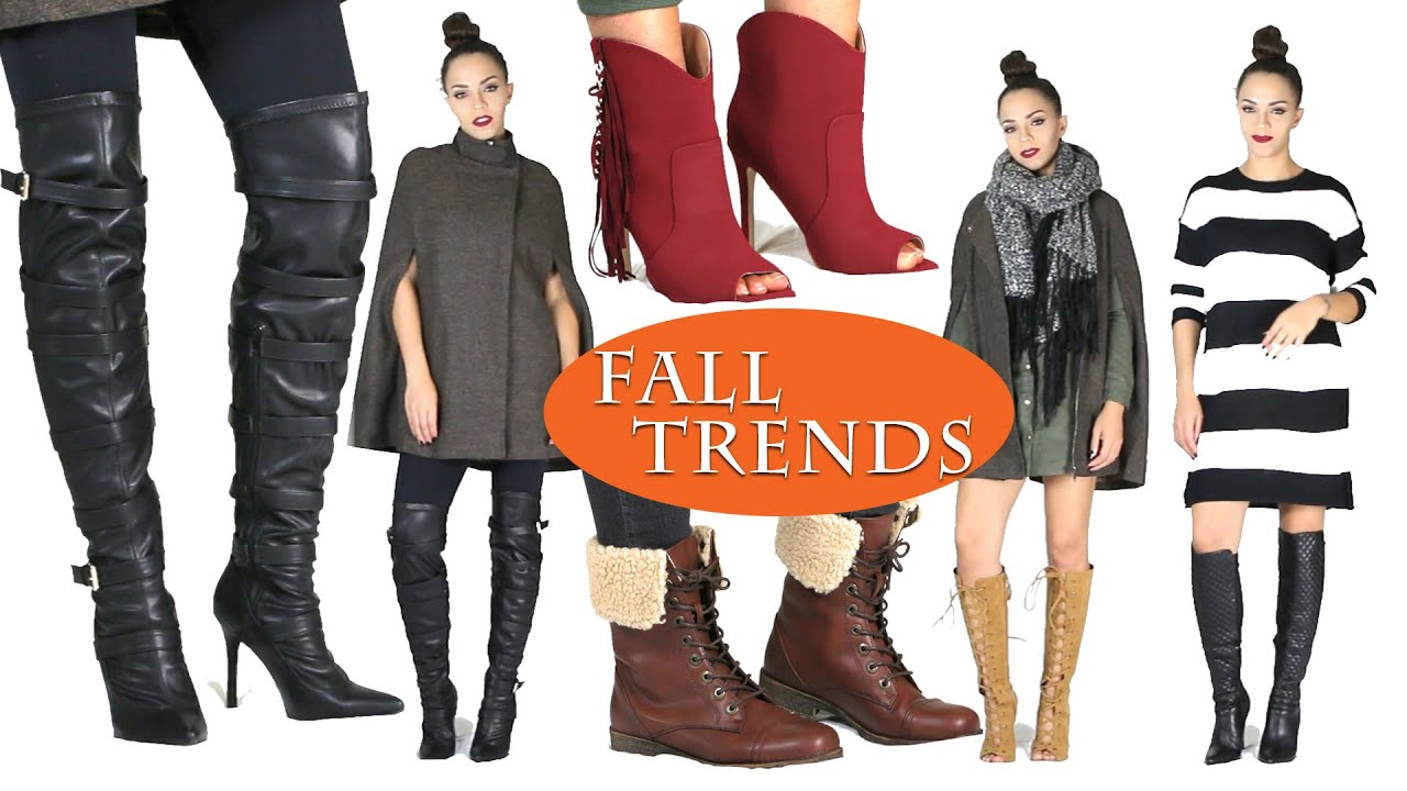 fall fashion 2015 trends boots fall fashion haul youtube. Black Bedroom Furniture Sets. Home Design Ideas