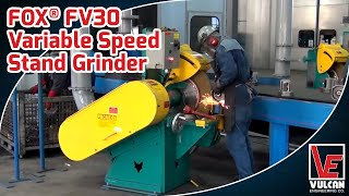 Fox® FV30 Variable Speed Stand Grinder