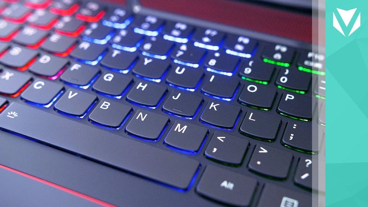 Laptop Gaming 30 Triệu Khủng Như Xe Tăng - Legion Y720