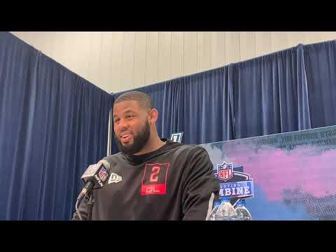TCU DT Ross Blacklock 2020 NFL Combine Interview
