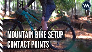 HOW TO SETUP YOUR MOUNTAIN BIKE CONTACT POINTS