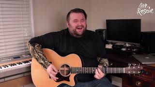 Drunk Me - Mitchell Tenpenny Acoustic Cover Video