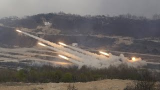 North Korea UPDATES including RAW US-South Korean Live-Fire Exercises