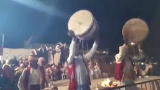 مقتطف من سهرة السامور مهرجان دوز  2019
