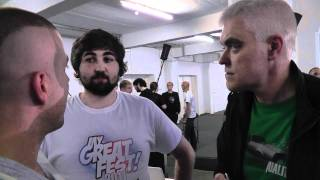 MyGreatFest 2011 - Interview with Jon Bentley Gadget Show