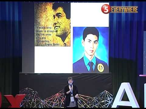 Game theory and people power   Dr. Queena Lee Chua   TEDxADMU