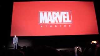 FULL Marvel Phase 3 announcement with clips part one (Vanilla Comics)