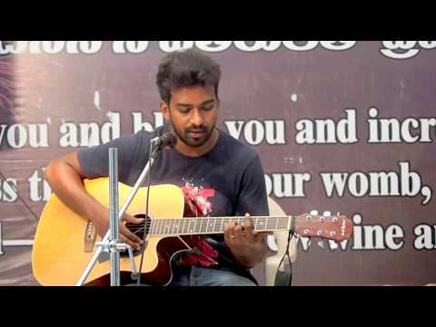 HOSANNA MINISTRIES LATEST ALBUM VIJAYASEELUDA SONGS 2017 -- Guitar Tutorial