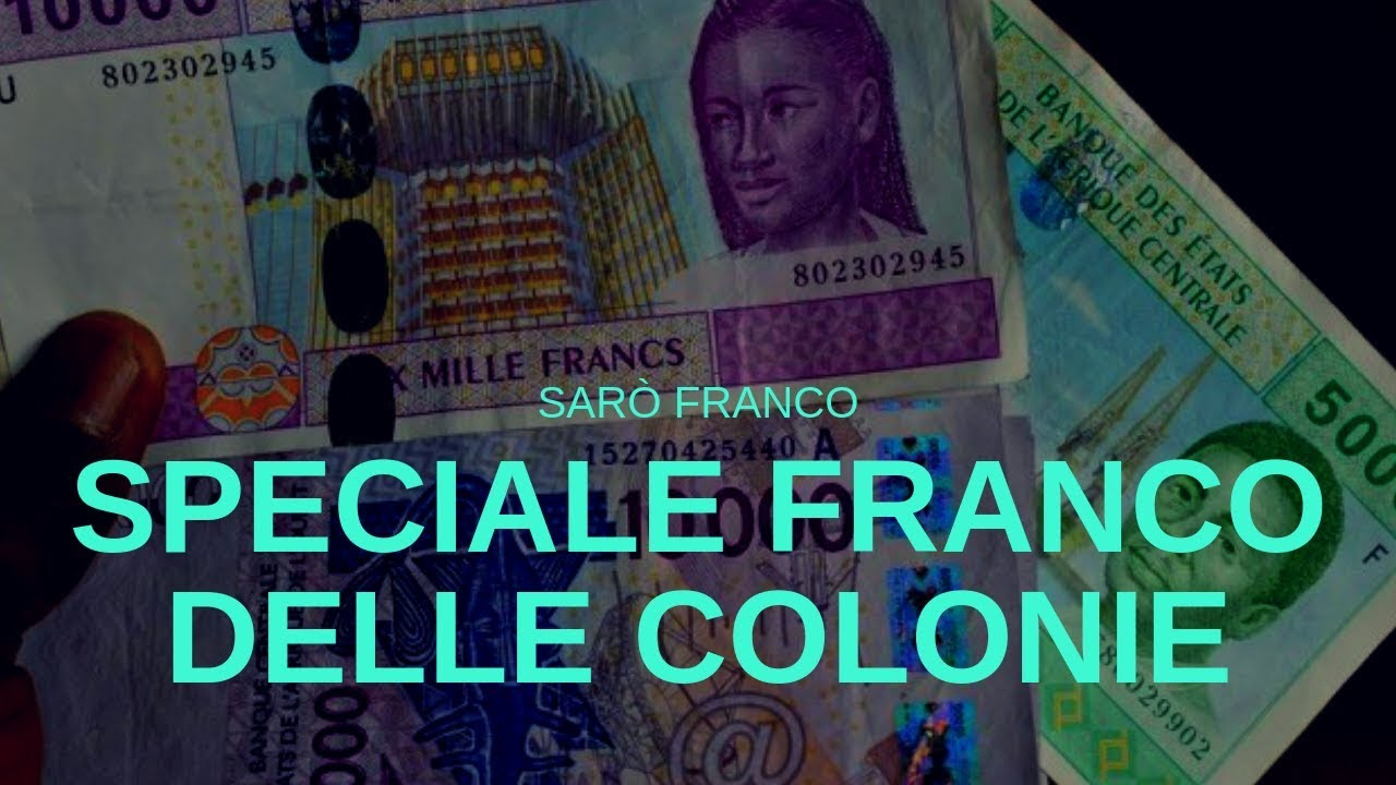 Sarò Franco - SPECIALE FRANCO DELLE COLONIE