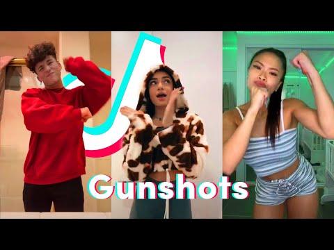 Gunshots TikTok Dance Compilation