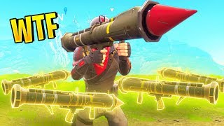 FUNNIEST GUIDED MISSILE TROLL! | Fortnite Best Moments #26 (Fortnite Funny Fails & WTF Moments)