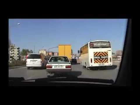 Driving in Turkey: Konya