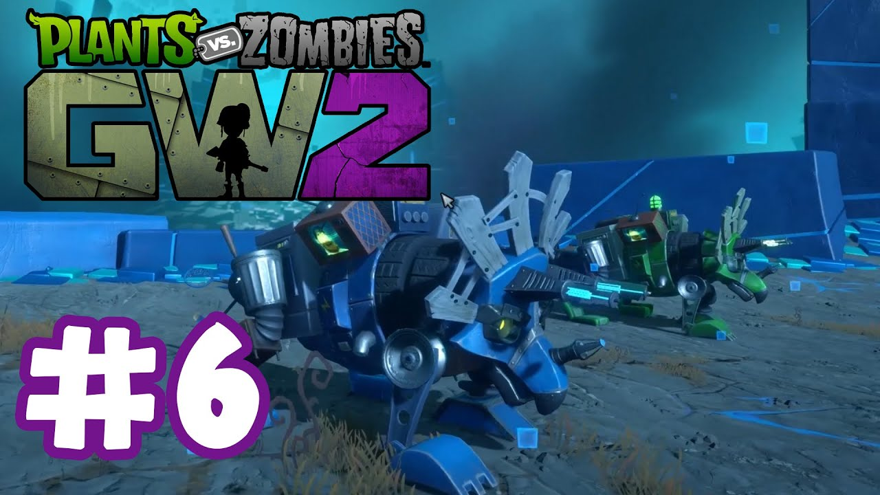 Plants Vs Zombies Garden Warfare 2 Infinity Time Again 6 Ft Zackscottgames Youtube