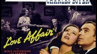 TU Y YO (LOVE AFFAIR, 1939, Full movie, Spanish, Cinetel)