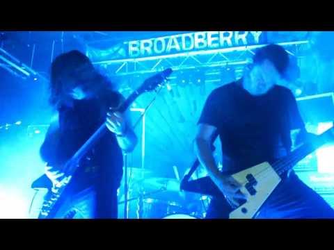 Full Speed Ahead - Night Demon LIVE - The Broadberry Richmond VA