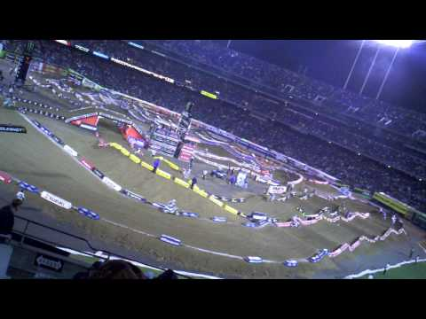 AMA Supercross@Oakland-Alameda County Coliseum