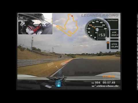 2017 Mario Schopper CaymanGT4 Hungaroring