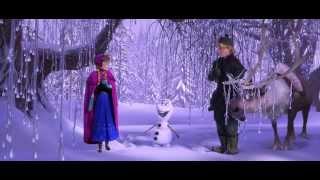 Kijk Trailer Frozen filmpje