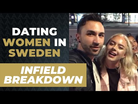 Dating Tall Blondes In Stockholm [Sweden VLOG]