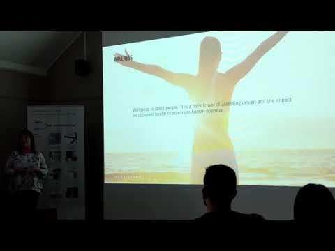 SAIA-EC Presents Jennifer McGrory on 'Designing for Wellbeing'.