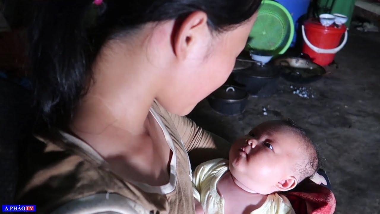 Vợ Đẻ #5 - Sau đẻ 2 tháng của cô gái 16 tuổi miền sơn cước