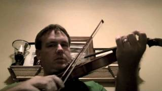 Old Rugged Cross Chorus on a Violin (Beginner)