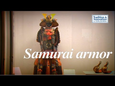 Tradition & Innovation in Tokushima -Only One in the World at Tokushima Prefecture-