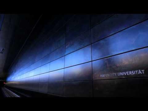 Pfarré Lighting Design :: HafenCity University Subway Station, Hamburg