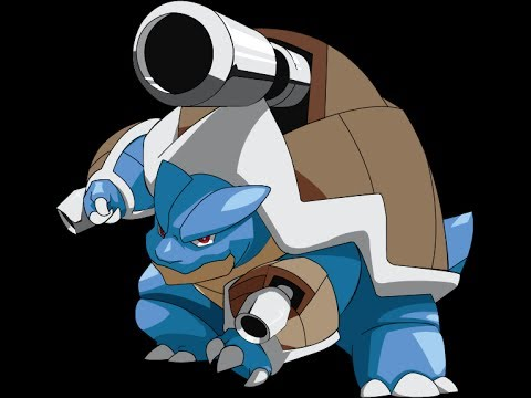 Pokemon X & Y Analysis: Mega Blastoise - YouTube