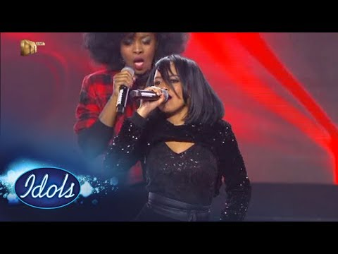Top 10 Reveal: Group One goes off! | Idols SA Season 13