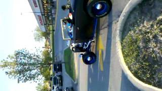 1932 cabriolet with a blown 421 pontiac