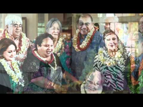 Office of Hawaiian Affairs settlement bill signing