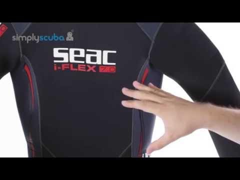 SEAC SUB I Flex 7mm Wetsuit