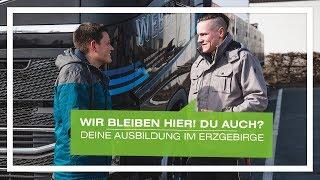 Ausbildung zum Berufskraftfahrer im Güterverkehr bei der Spedition Weber | Erzgebirge LIVE