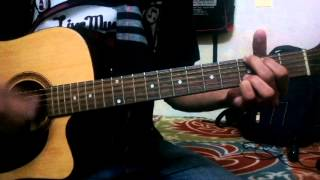 guitar tutorial Saajna Re- Gajendra verma