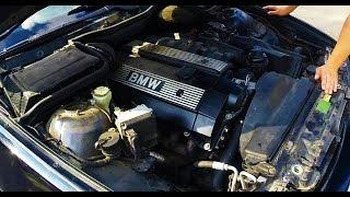 видео BMW E60  5 SERIES греется мотор проблемы радиатора мой опыт