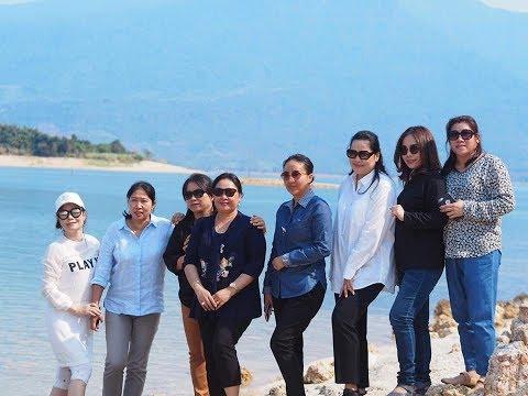 ແດນສະຫວັນອ່າງນໍ້າງື່ມ (ທະເລລາວ) ທ່ອງທ່ຽວລາວຕອນທີ 11.Dansavan Nam Ngum Lake, Laos.