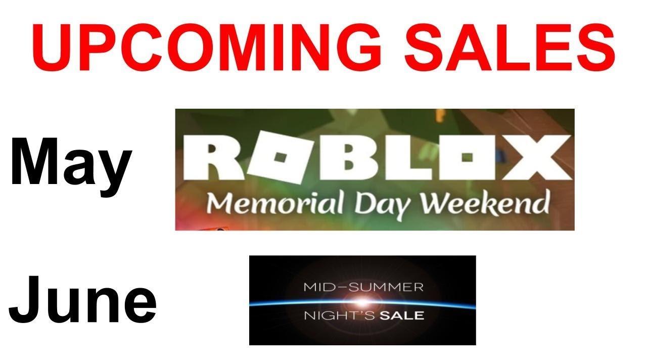 Roblox Sales 2019 Roblox Memorial Day Sale 2019 Roblox Midnight Sale 2019 - roblox memorial day sale on robux