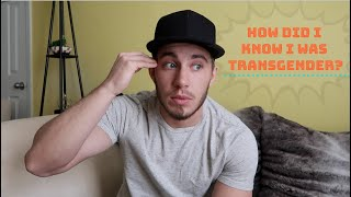 How did I know I was transgender? Jaimie Wilson