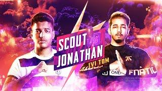 sc0ut vs Jonathan | MVP vs MVP || 1v1 Ultimate FPP DeathMatch | Pubg Mobile