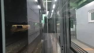 뜻밖에 화물열차와 1호선 광운대행 지제역 도착