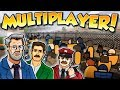 THRIVING MULTIPLAYER PRISON! - Prison Architect Multiplayer Gameplay