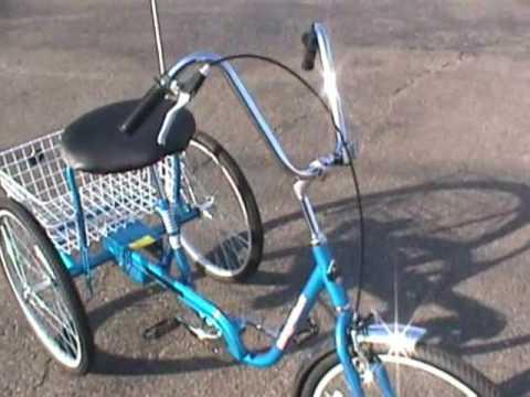 Desoto Classic Trike Youtube