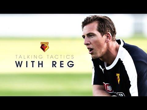 TALKING TACTICS WITH REG: Arsenal